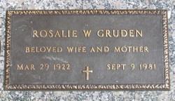 Rosalie <i>Waypa</i> Gruden