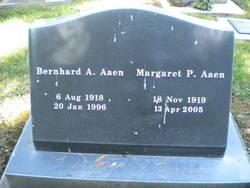 Margaret P. Aaen