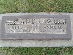 Anna Melissa <i>Powers</i> Andrew