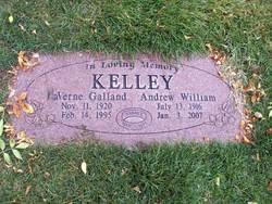 Andrew William Bill Kelley