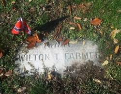 Pvt Wilton Thomas Farmer