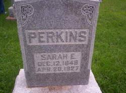 Sarah Ellen <i>Moore</i> Perkins