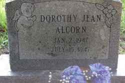 Dorothy Jean Alcorn
