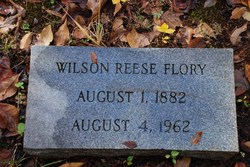 Wilson Reese Flory