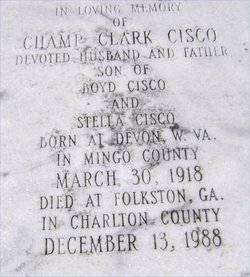 Champ Clark Cisco