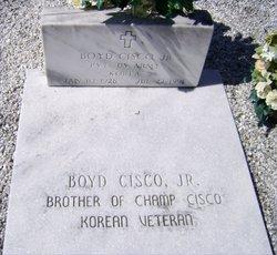 Boyd Cisco, Jr