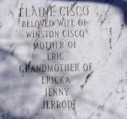 Elaine <i>Lawson</i> Cisco