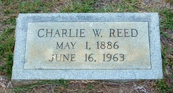 Charlie Wiley Reed