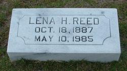 Lena Bailey <i>Humphries</i> Reed
