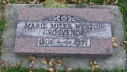 Marie <i>Miles</i> Grosvenor