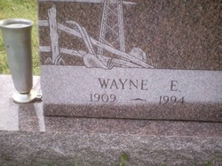 Wayne Edward Allomong