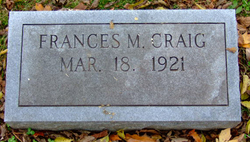 Frances Marguerite Craig