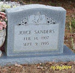 Joyce <i>Potter</i> Sanders