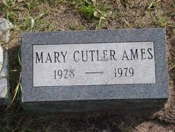 Mary <i>Cutler</i> Ames