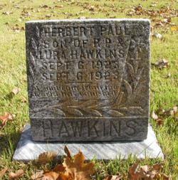 Herbert Paul Hawkins