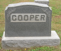 Frank M Cooper