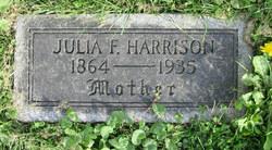 Julia Frances Harrison