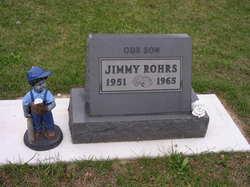 James Jimmy Rohrs