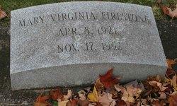 Mary Virginia Firestone