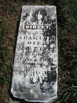 Violet <i>Wright</i> Cupp