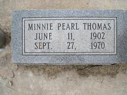 Minnie Pearl <i>Ernst</i> Thomas