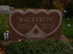 George L Wackerlin