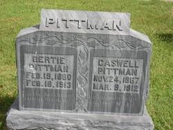 Gertie Blanche <i>West</i> Pittman