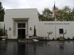 Chico Memorial Mausoleum & Crematory