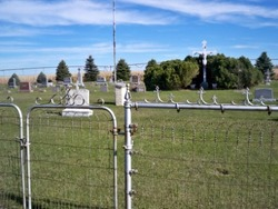 Saint Mary of the Angels Cemetery
