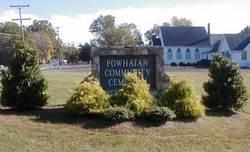 Powhatan Community Cemetery