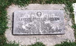 Lester Phillip Allen