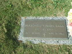 Herschell Vinson Carr, Jr
