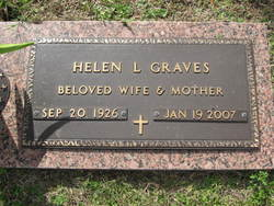 Helen Louise <i>Green</i> Graves