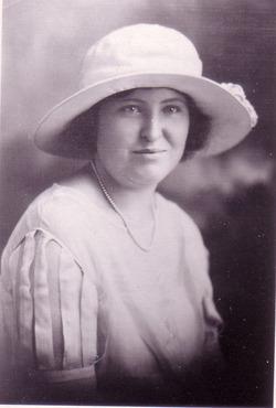 Velda Marie <i>Teague</i> Flinn