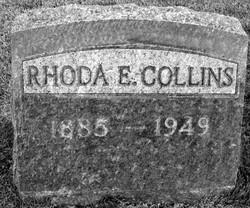 Rhoda Ellen <i>Baughman</i> Collins