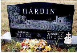 Kennith W. Hardin