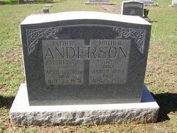 Mary Jane <i>Reid</i> Anderson