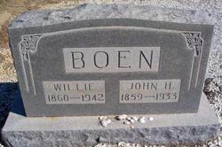 John H. Boen (Bowen)