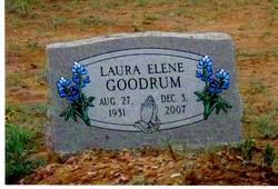 Laura Elene <i>Thomson</i> Goodrum