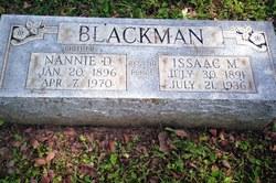 Isaac M. Blackman