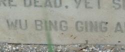 Bing Ging Wu