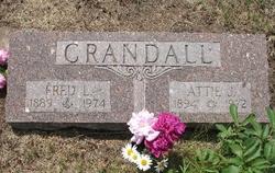 Fred L Crandall