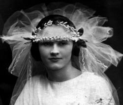 Clara Catherina <i>Rakowicz</i> Binz