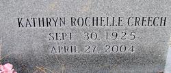 Kathryn Rochelle <i>Creech</i> Akin