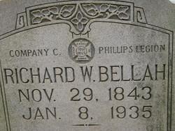 Richard Watson Bellah
