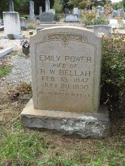 Emily <i>Power</i> Bellah