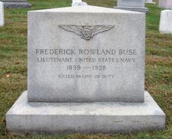 Lieut Frederick Rowland Buse