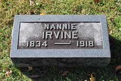 Nannie <i>Winston</i> Irvine