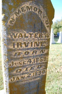 Walter Irvine