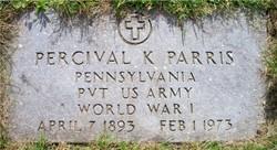Percival K. Parris